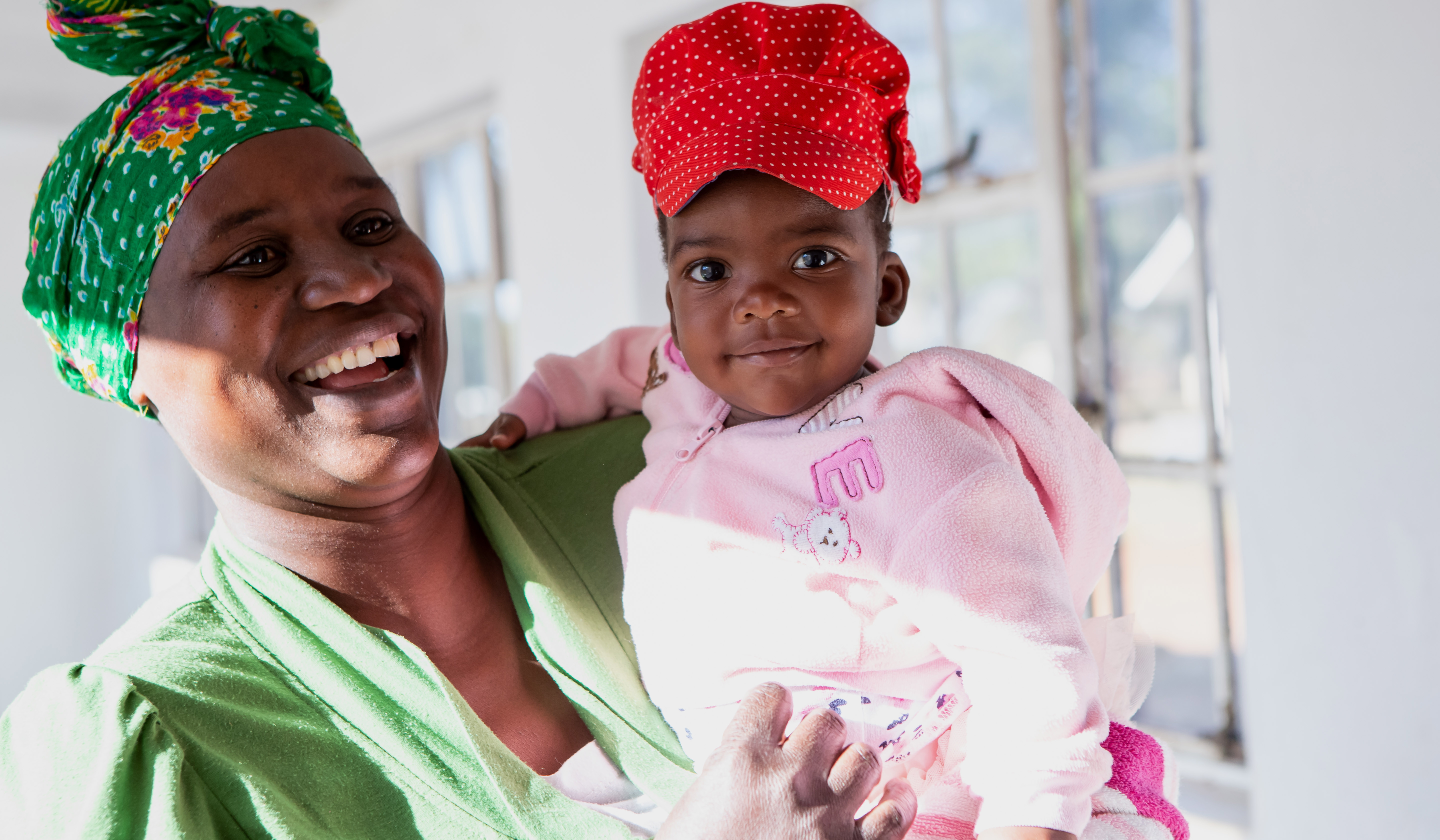 UN initiatives are helping to enhance the lives of mothers and children across the country.