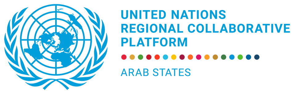 United Nations Regional Collaborative Platform: Arab States logo