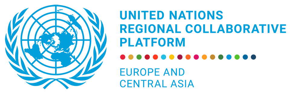 United Nations Regional Collaborative Platform: Europe and Central Asia logo