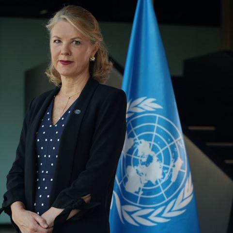 Secretary-General appoints Silvia Rucks of Uruguay United Nations Resident Coordinator in Brazil