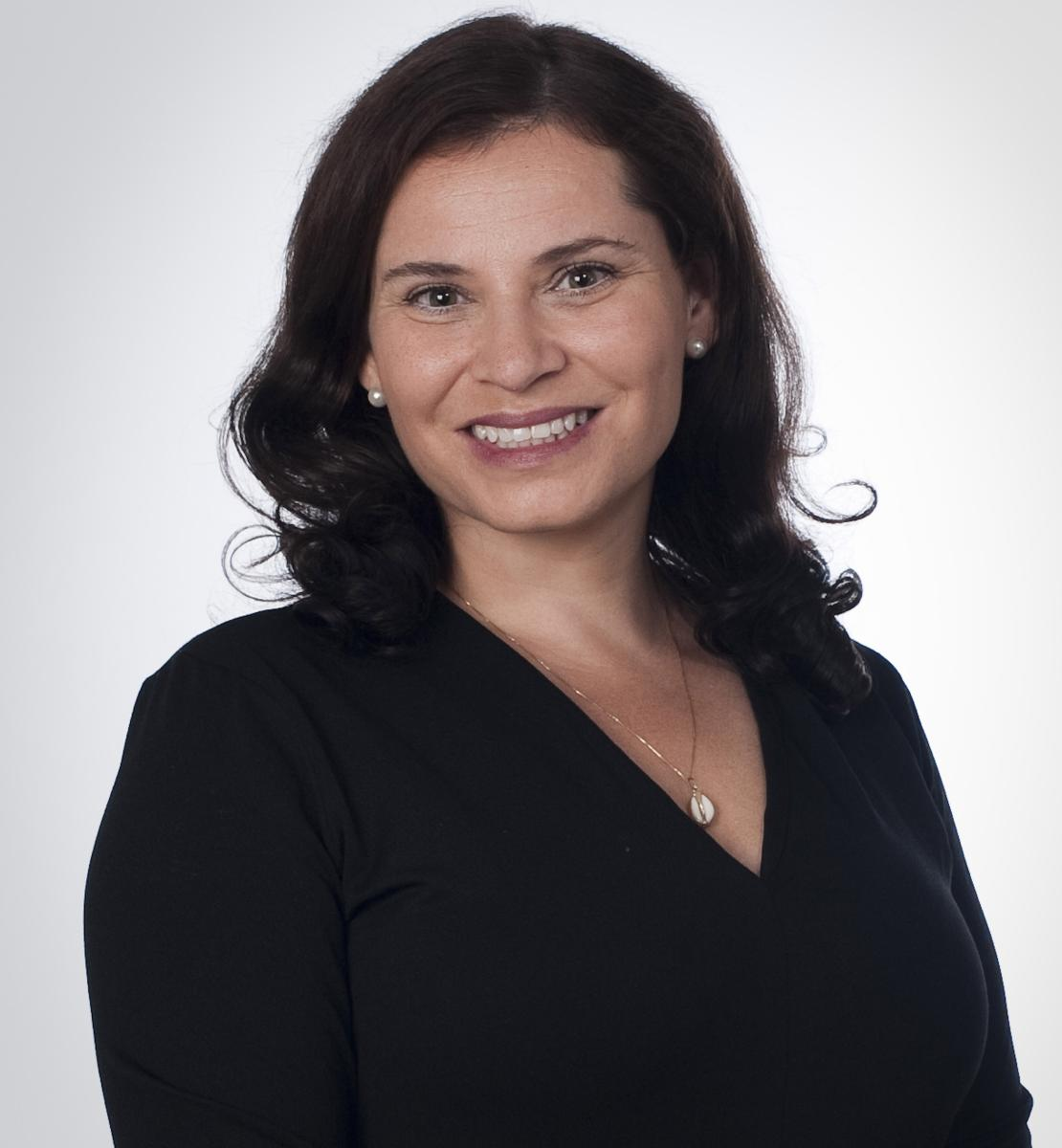 Official photo of the new appointed Resident Coordinator for Ecuador, Lena Savelli.