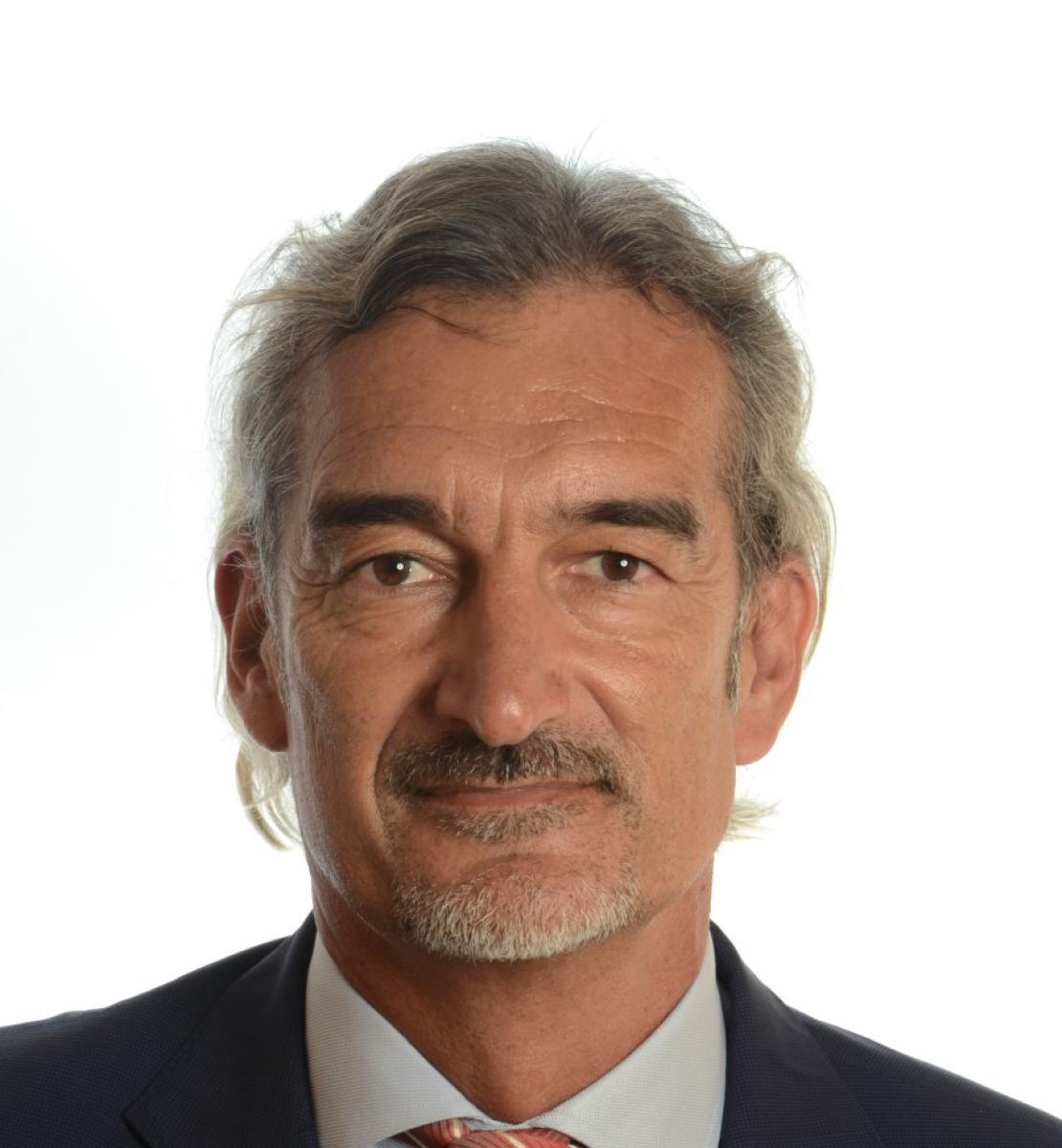 Photo portait du nouveau Coordonnateur résident des Nations Unies en Uruguay, Pablo Ruiz Hiebra.