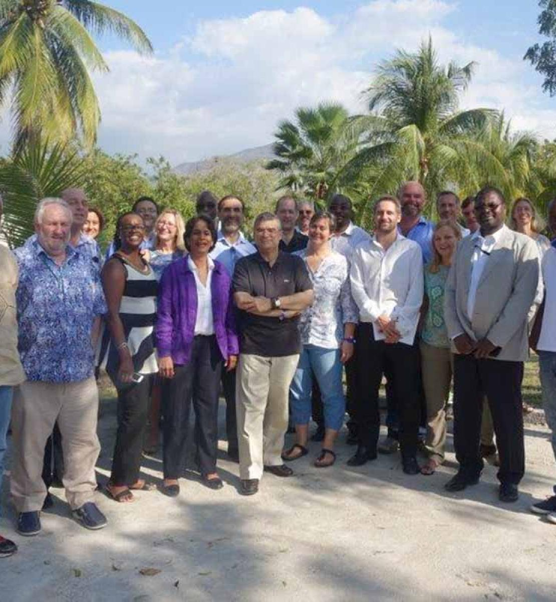 A story of many transitions: the UN in Haiti as it evolves in 2016