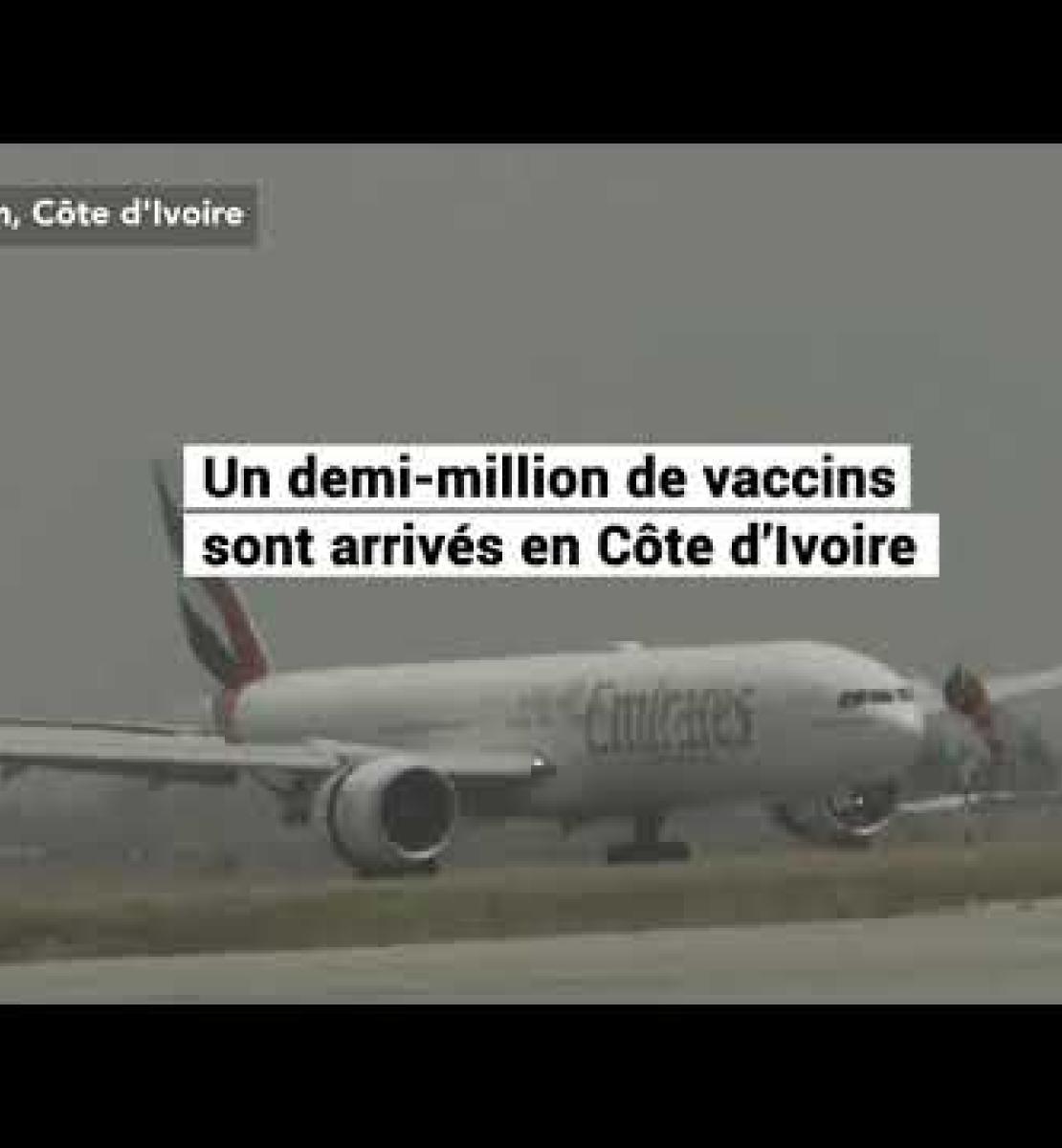 Côte d'Ivoire es uno de los primeros países africanos en vacunar con el Mecanismo COVAX