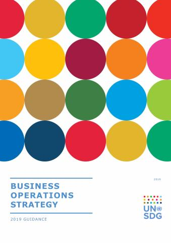 Cover image of the publication titled Business Operations Strategy (BOS) 2.0 Guidance - Full Document