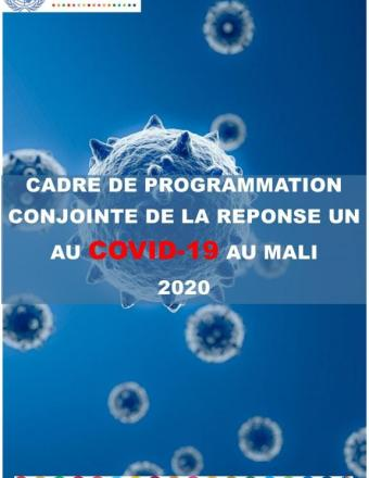 Cover shows the tile in French over virus image with blue background